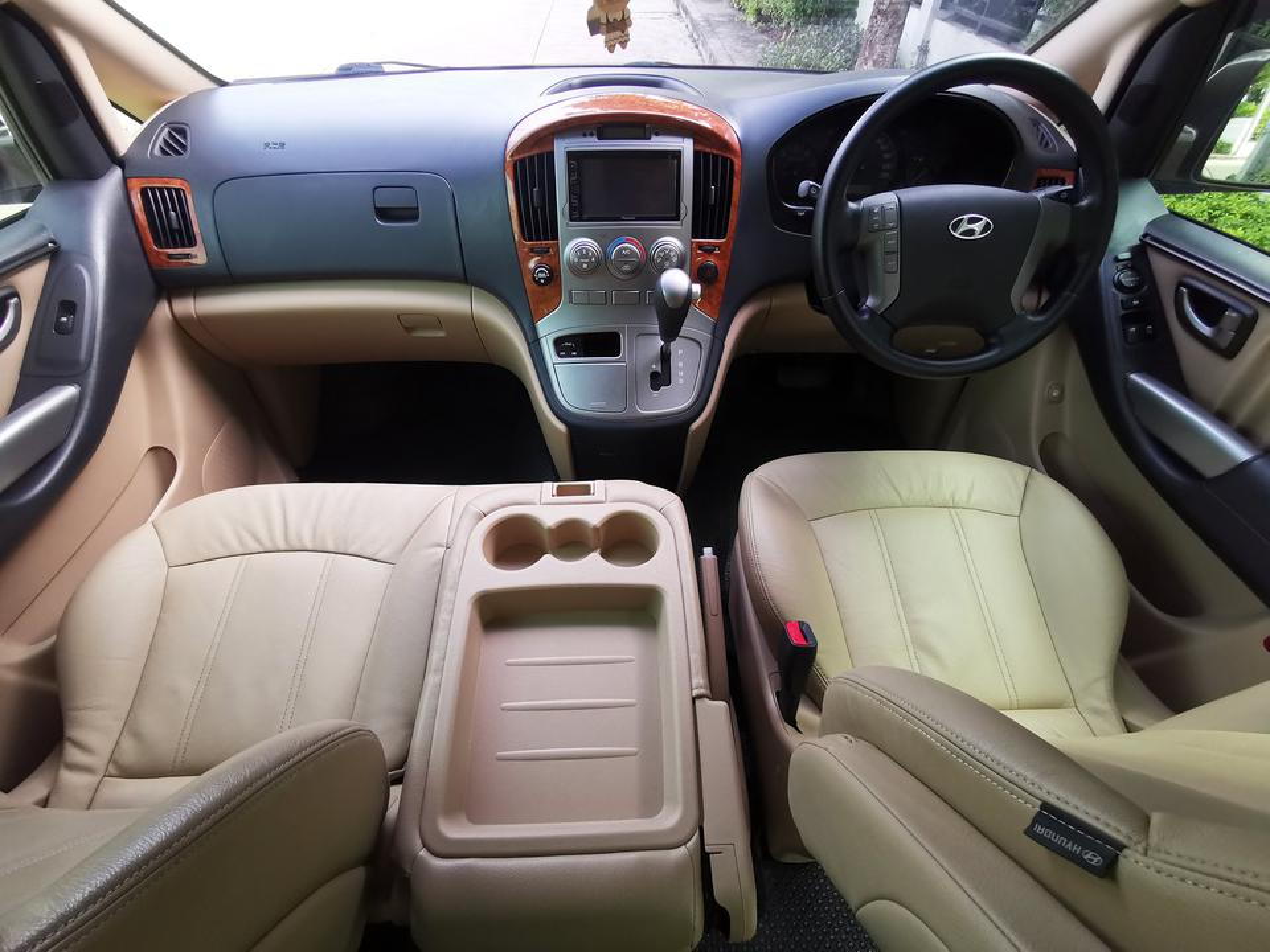 Hyundai H-1 2.5 Elite (ปี 2015) Van AT รูปที่ 6