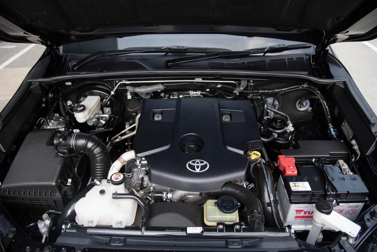Toyota Revo Smartcab 2.4 E Prerunner Plus รูปที่ 5