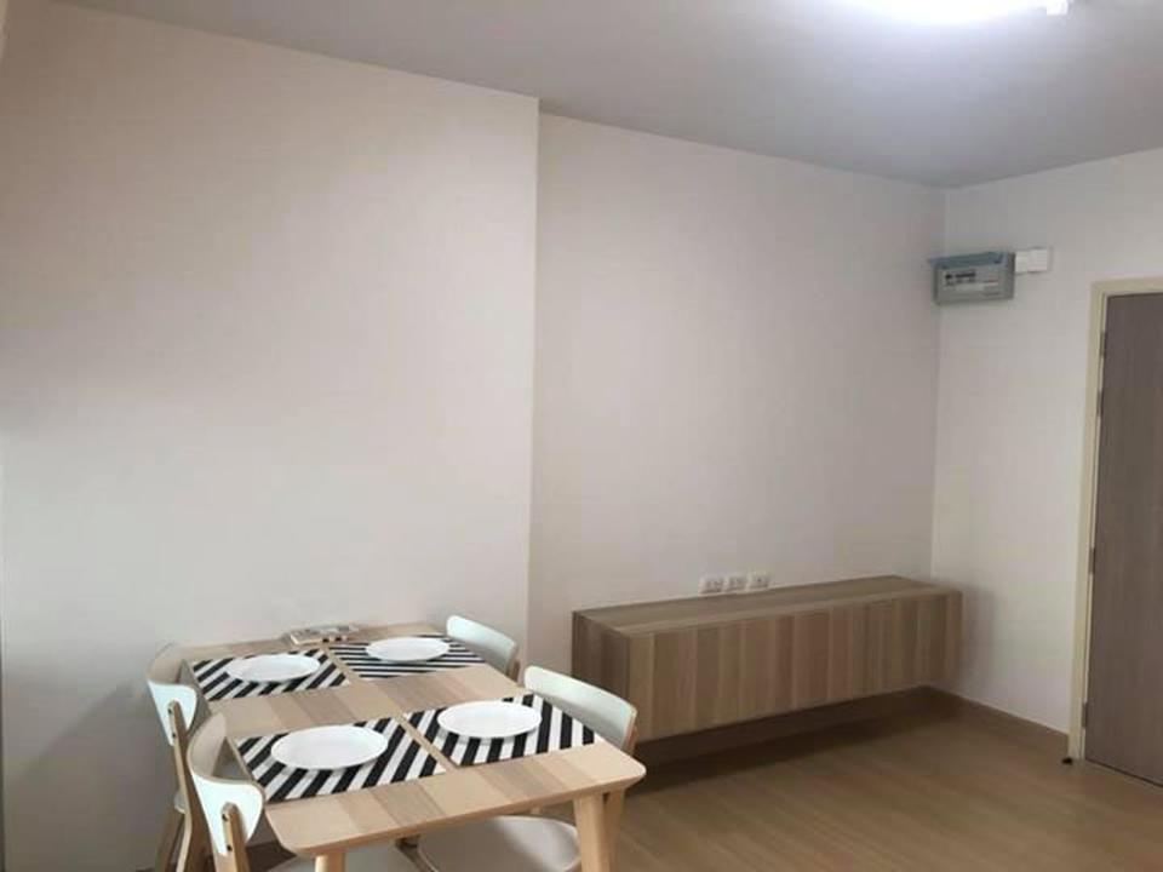 For rent  Supalai Loft @Talat Phlu Station รูปที่ 3