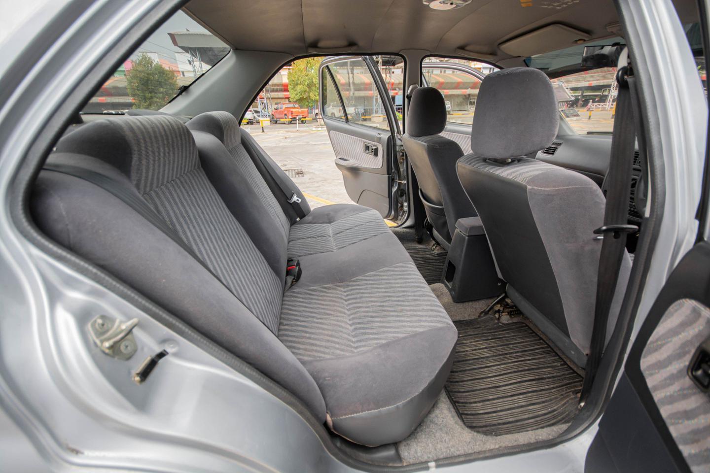 รถบ้าน ปี 2001 Honda City 1.5EXI เบนซิน สีเทา รูปที่ 5