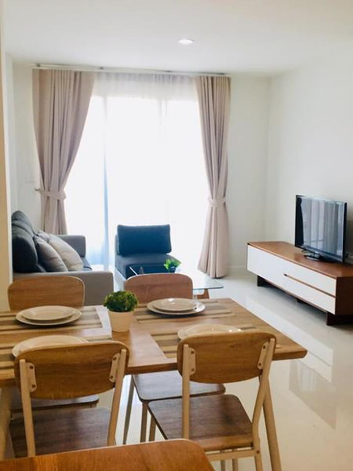 For rent  Voque sukhumvit 16 Newly renovated!   รูปที่ 2