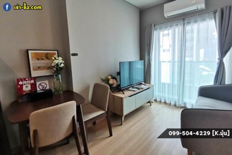 ให้เช่า คอนโด Built-In ยกห้อง Lumpini Suite เพชรบุรี-มักกะสัน 27 ตรม. เฟอร์ครบ พร้อมอยู่ รูปที่ 2