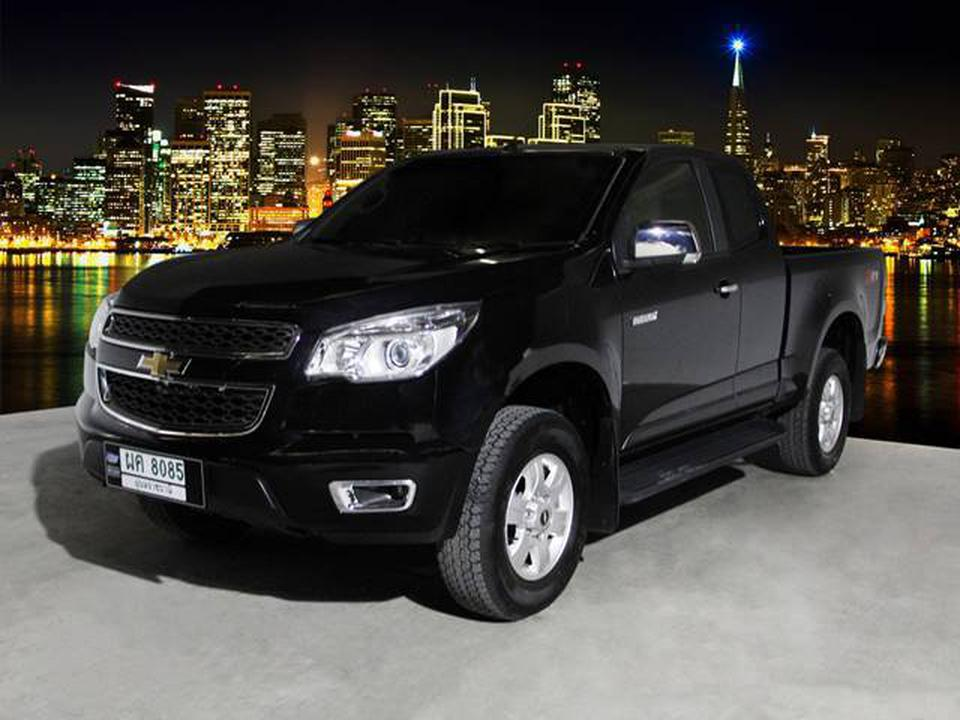 CHEVROLET #2ฒข2956 COLORADO NEW X-CAB 2.5 LT Z71 ( ABS - AIRBAG 2) รูปที่ 1