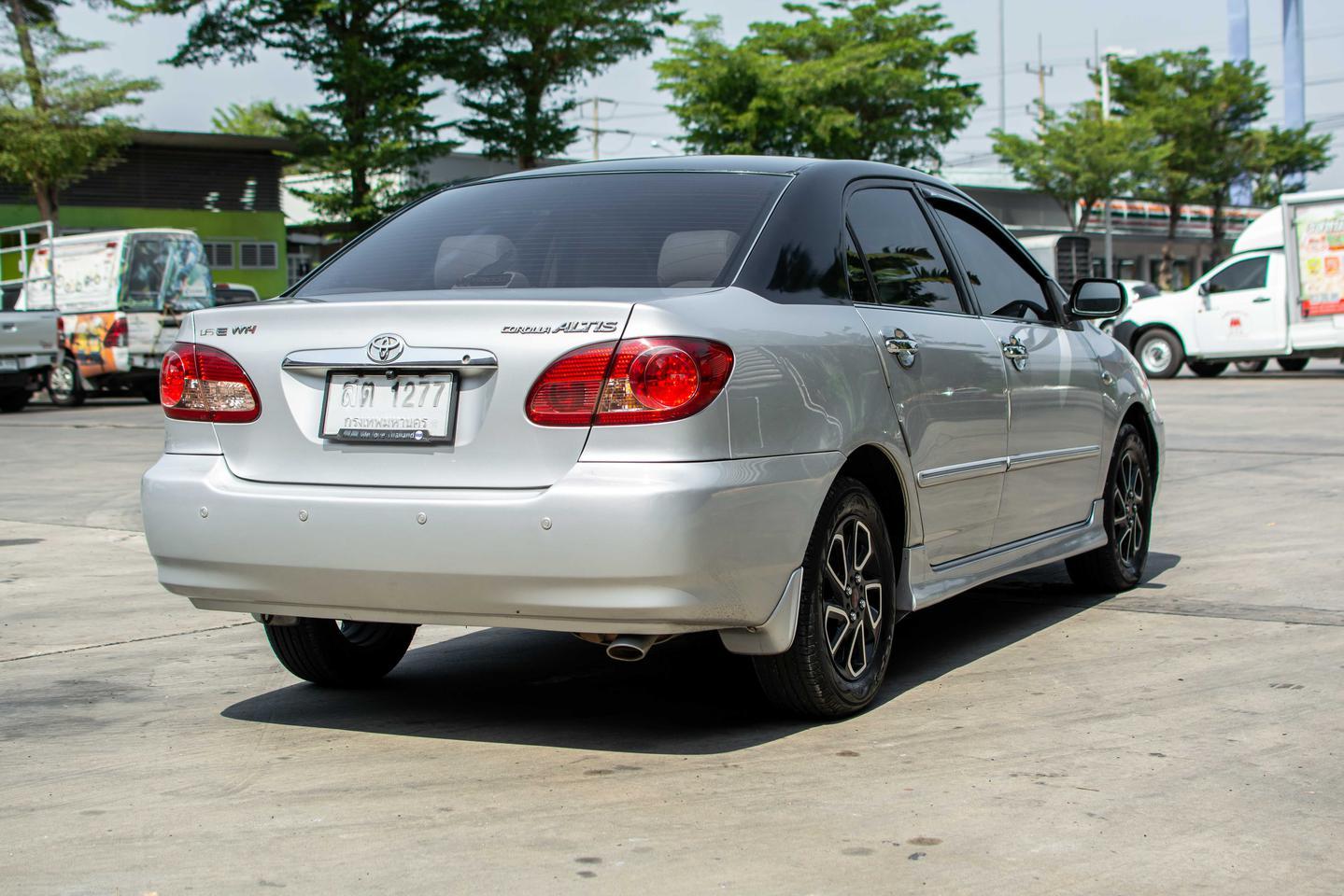 Toyota Corolla Altis 1.6 E Sedan  รูปที่ 2