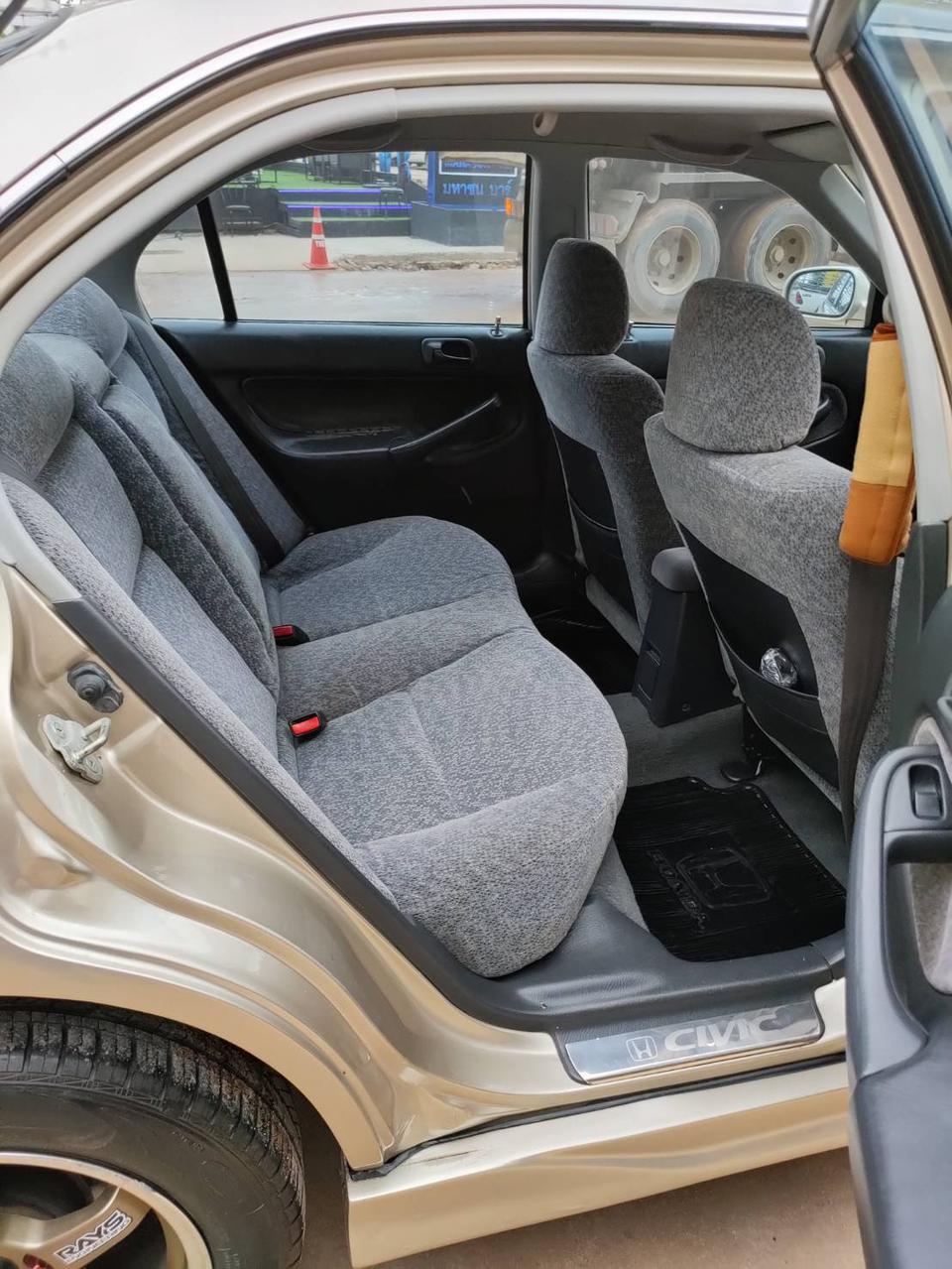 ขายรถเก๋ง Honda civic ตาโตปี 96  จ.พิษณุโลก รูปที่ 6