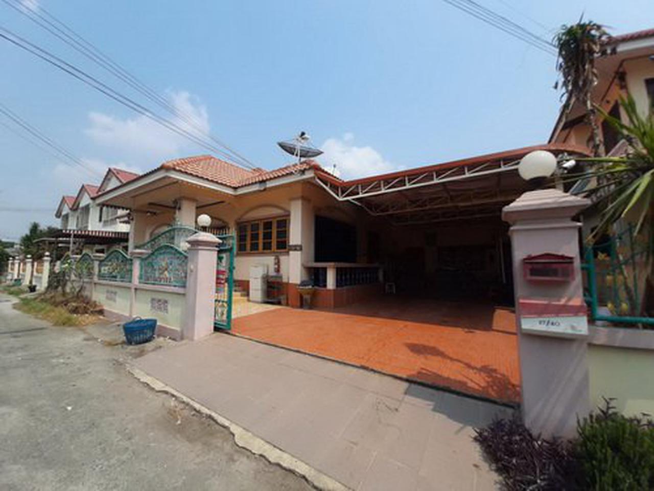 ขายบ้านเดี่ยวชั้นเดียว หมู่บ้านยุคลธร ขนาด 67.1 ตรว หมู่บ้านยุคลธร อ.พระพุทธบาท จ.สระบุรี    รูปที่ 1