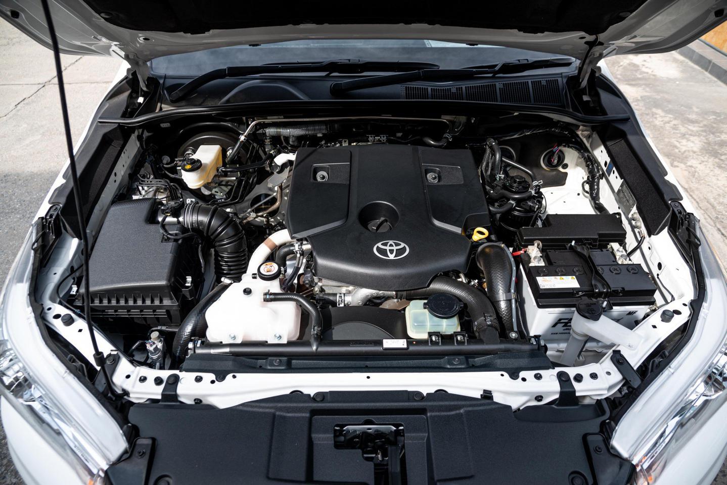 Toyota Revo Smartcab 2.4 J Plus Z Edition รูปที่ 3