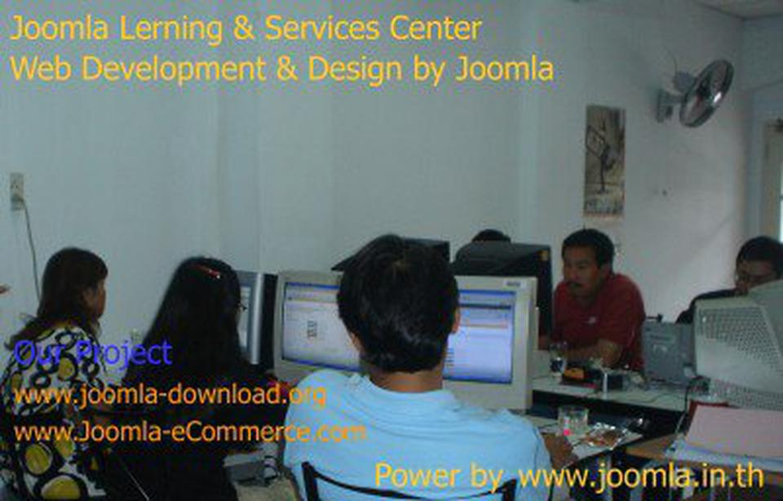 รับพัฒนาเว็บไซต์แบบครบวงจรพร้อมให้คำปรึกษาและปรับปรุงเว็บไซต์ที่ทำด้วยจูมลา รูปที่ 1