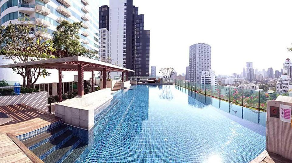 For rent  The Eight Residence Thonglor  รูปที่ 3