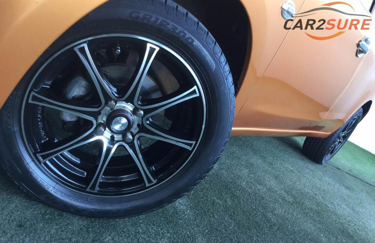 Nissan march (car2sure.10) รูปที่ 5