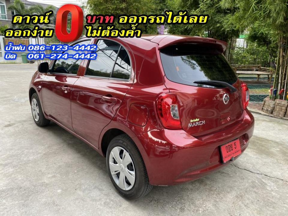 NISSAN MARCH 1.2E 2019 รูปที่ 5
