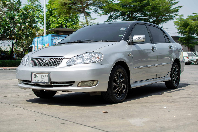 Toyota Corolla Altis 1.6 E Sedan  รูปที่ 1