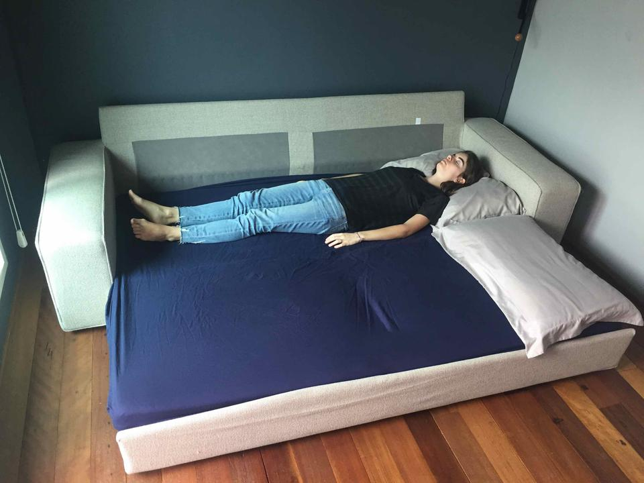 Sofa Bed Ikea 3 Seats รุ่น KIVIK รูปที่ 5