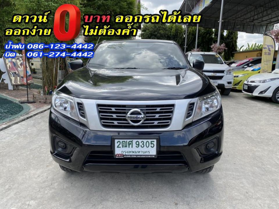 NISSAN NP300 2.5S 2019 รูปที่ 1