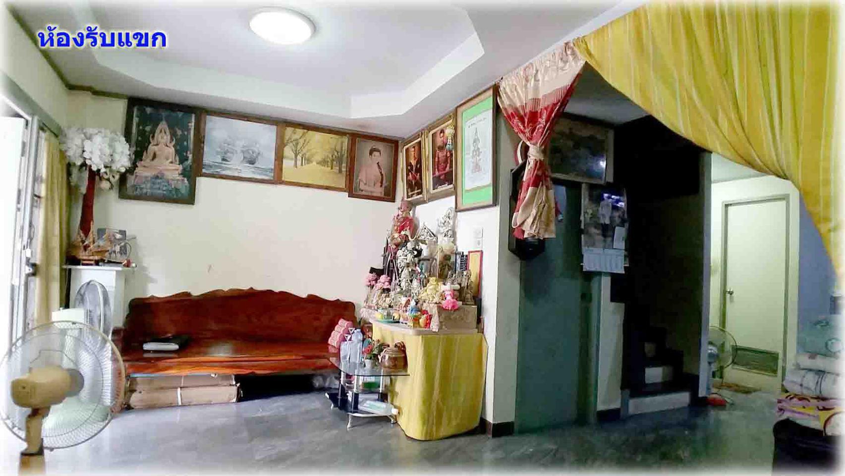 ขายด่วน บ้านแฝด ติดถนนเพชรเกษม81 ม.ธนาสุข-กิตติยา รูปที่ 4