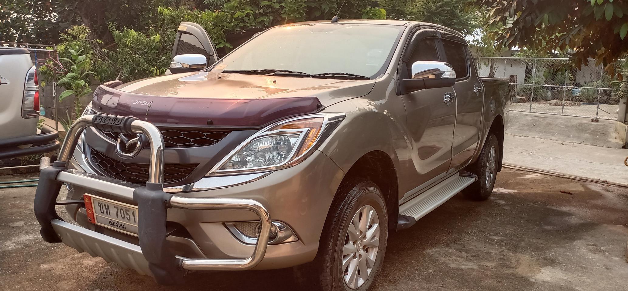 ขายรถมาสด้า บีทีโปร-50  ปี 2012 รูปที่ 1