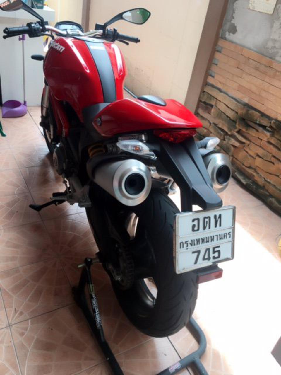 ขายรถ Big Bike ยี่ห้อ Ducati รูปที่ 6