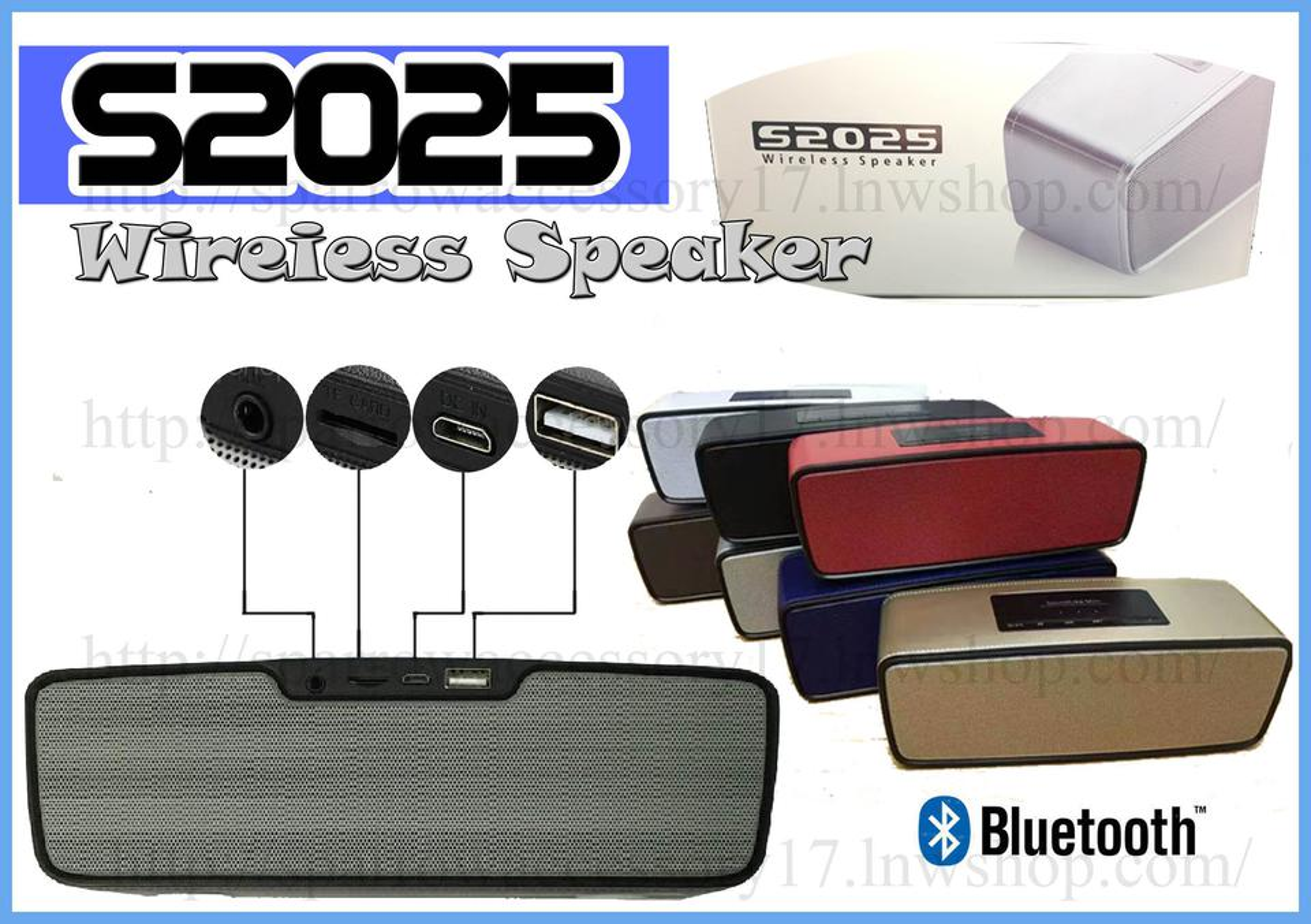 Bose Soundlink Mini - S2025 สินค้าไม่ใช่ของแท้ รูปที่ 1
