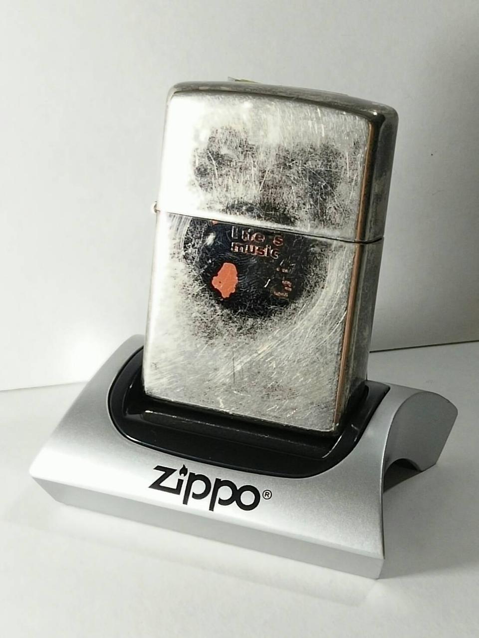 ZIPPO Life's Music รูปที่ 1