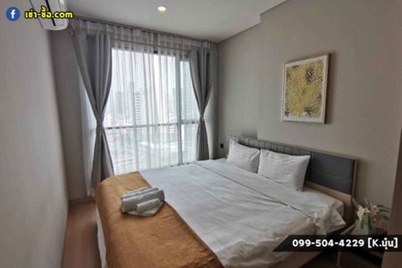 ให้เช่า คอนโด Built-In ยกห้อง Lumpini Suite เพชรบุรี-มักกะสัน 27 ตรม. เฟอร์ครบ พร้อมอยู่ รูปที่ 4