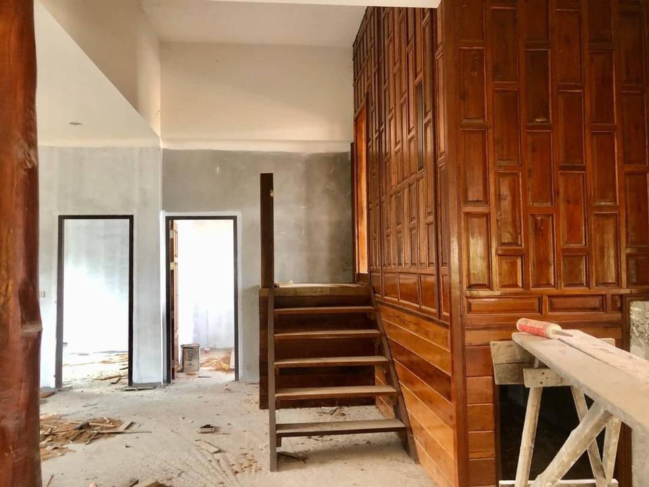 ขายบ้านเดี่ยว 2 ชั้นพัทยา  บ้านขายถูกใกล้เสร็จแล้ว ราคาขาย 3.9 ล้านบาท รูปที่ 3