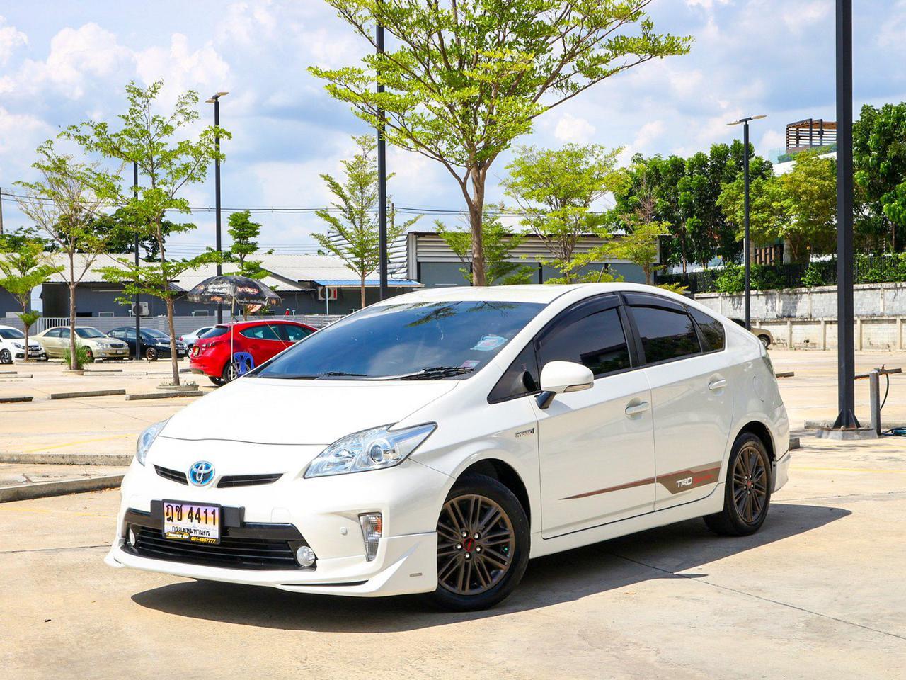 Toyota Prius 1.8TRD 2014 รูปที่ 1