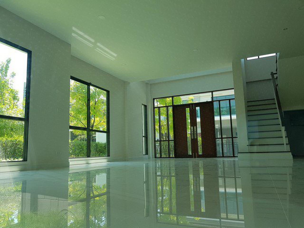ขายบ้านเดี่ยวThe City Pattanakarn 4 นอน  3 จอด รูปที่ 3