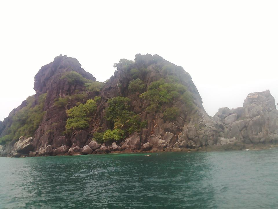Land for sale near sea   no sea view ,very greenery and peacefully Chumphon รูปที่ 5