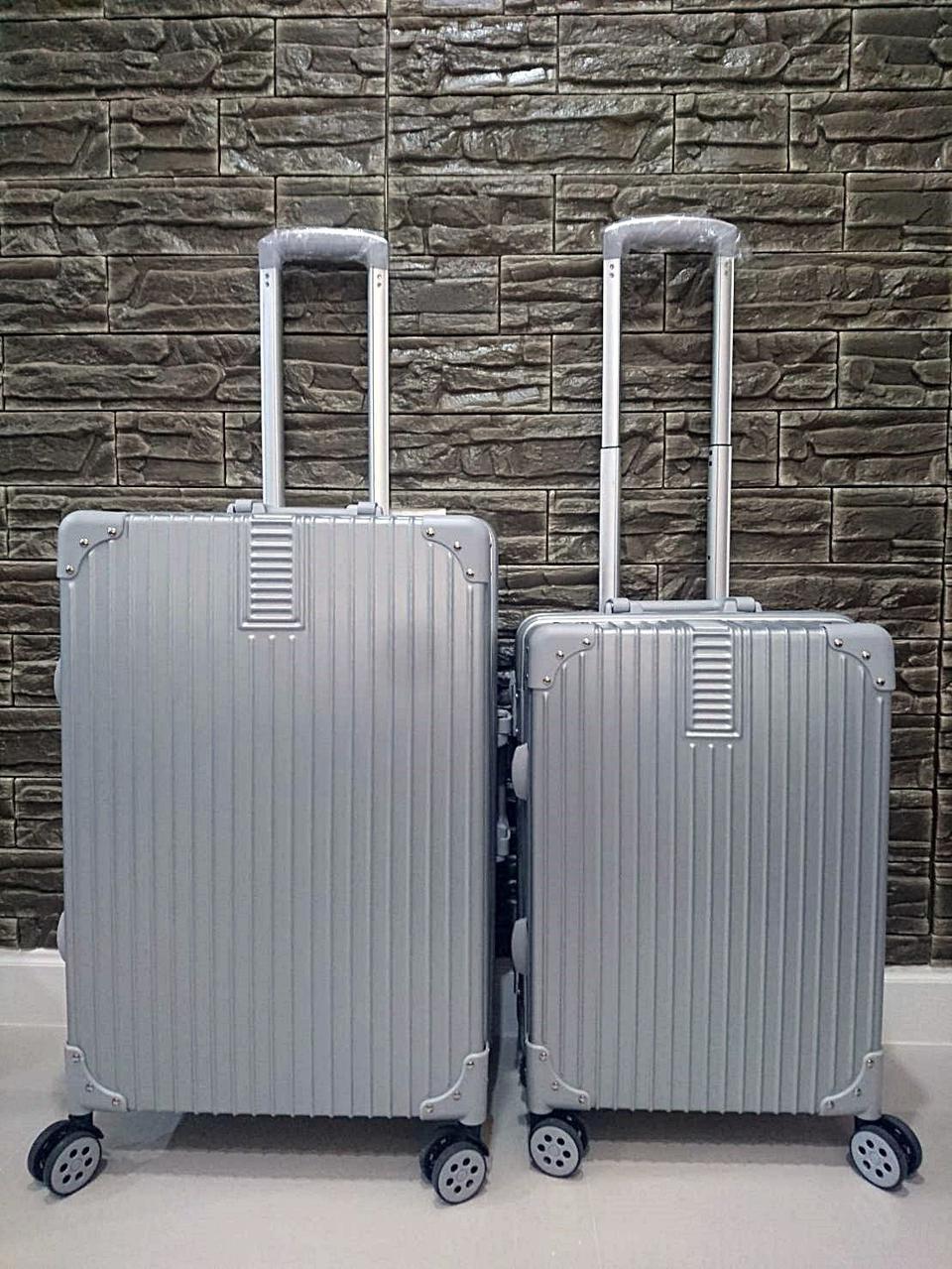 กระเป๋าเดินทาง ขอบอลูมิเนียม รุ่น คัลเลอร์ฟูล รูปที่ 5