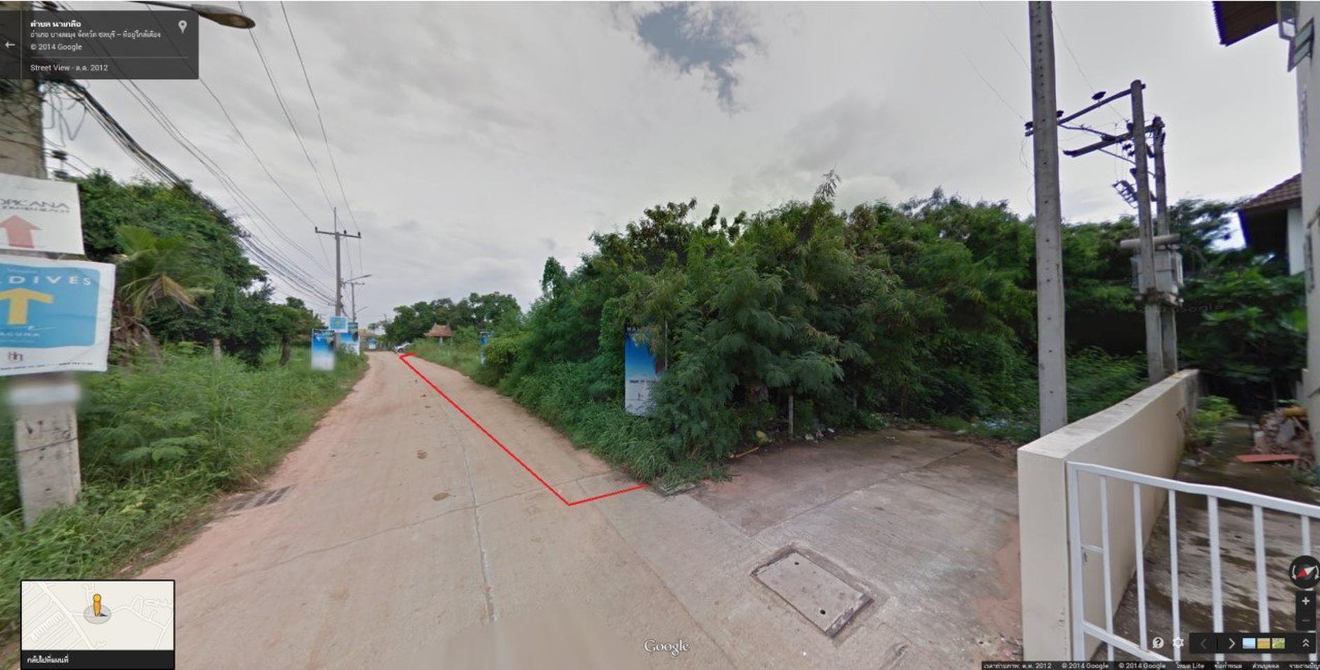 ขายที่ดิน 5 ไร่ 55 ตารางวา หน้ากว้าง 73 เมตร ลึก 121 เมตร ใก้ลหาดพัทยา เหมาะสร้างโรงแรมและดอนโด รูปที่ 3