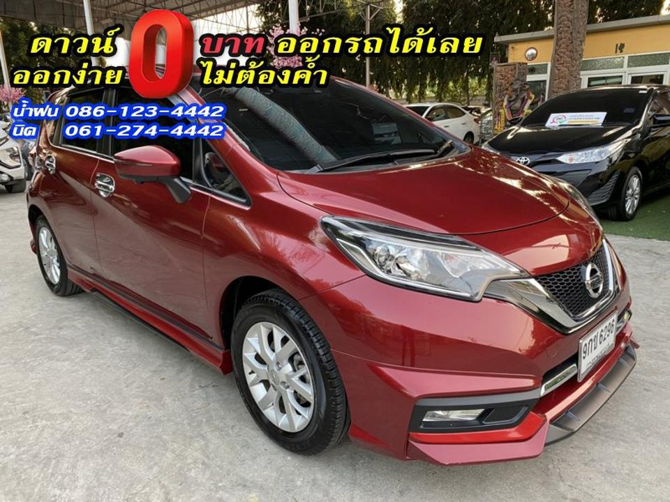 NISSAN NOTE 1.2VL 2019 รูปที่ 4