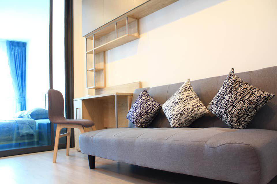 For rent or sale  Rhythm Rangnam (with east view) รูปที่ 2