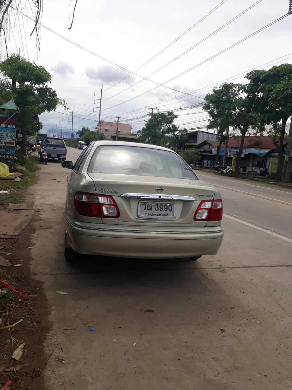 ขายรถเก๋ง Nissan sunny neo อำเภอเมือง จังหวัดสมุทรสาคร รูปที่ 4