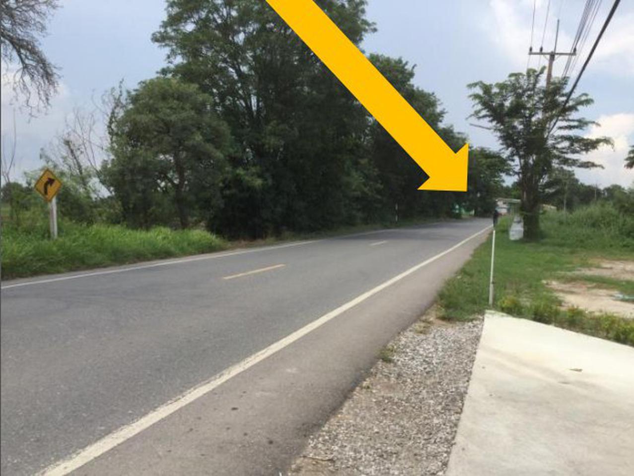ขายที่ดิน อำเภอพนัสนิคม จังหวัดชลบุรี ติดถนนเมืองเก่า รูปที่ 2