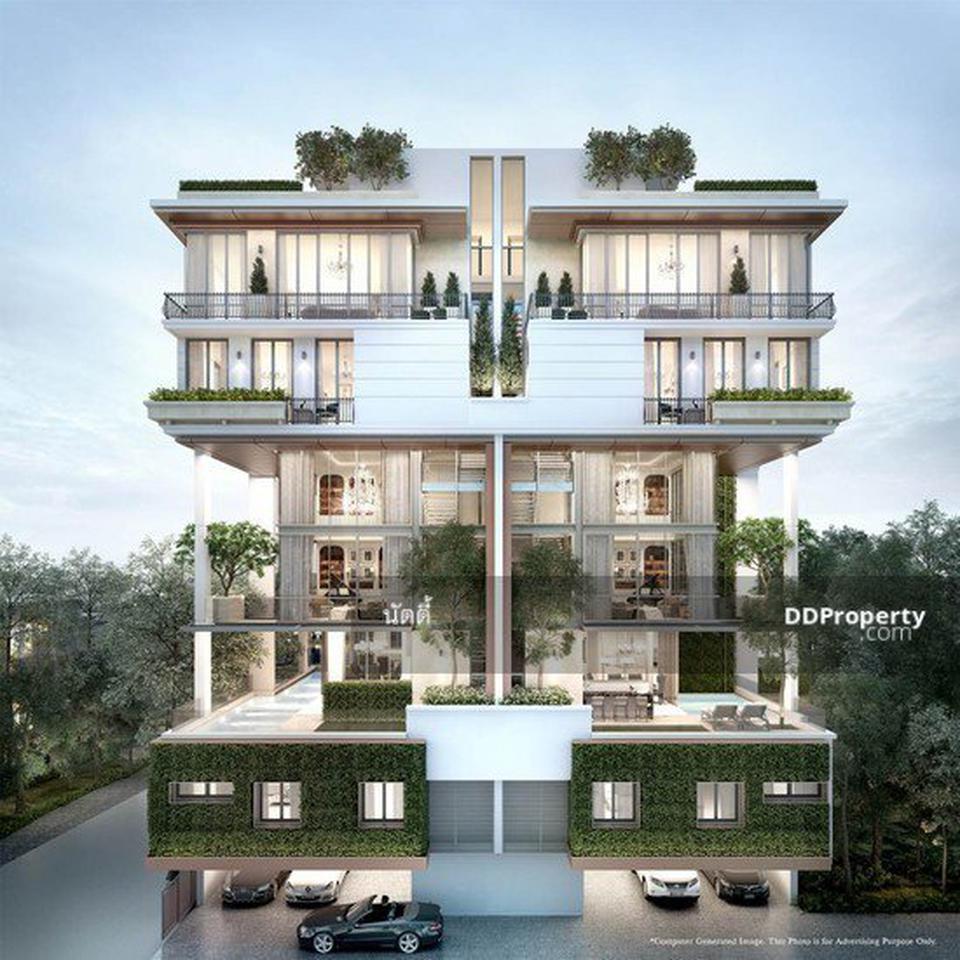 ขายบ้านเดี่ยว 649 residence Luxury Maisons  รูปที่ 6