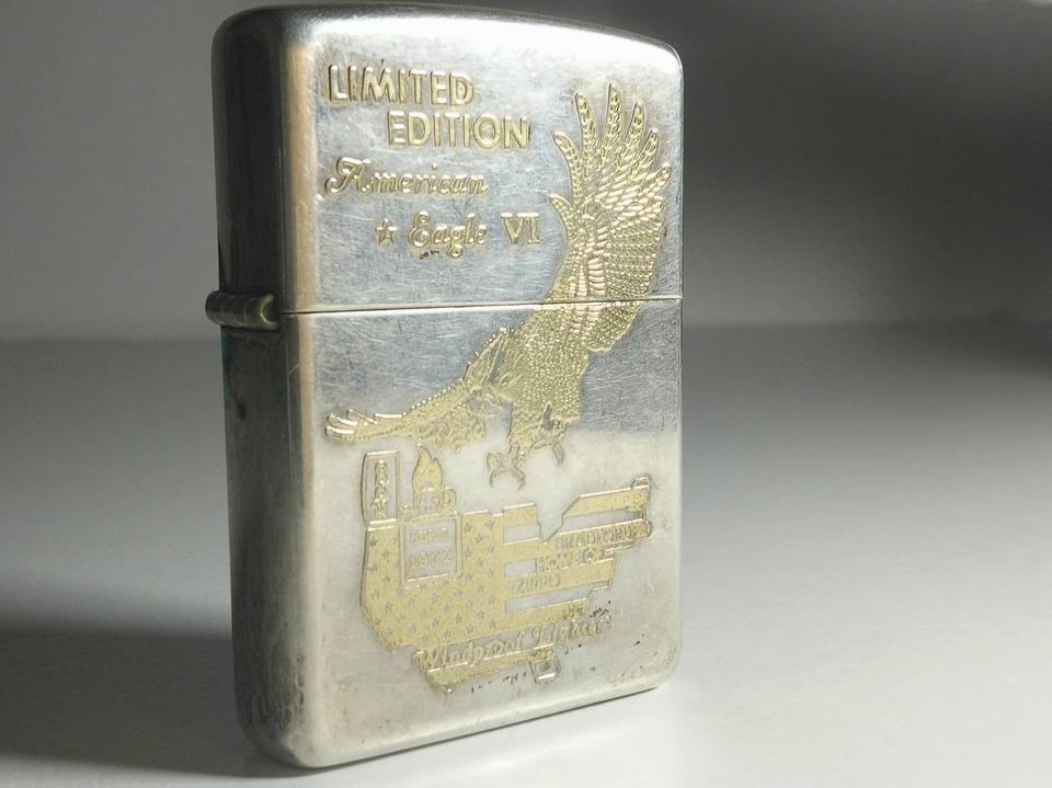 ZIPPO Windproof Lighter 1932 Limited Edition American Eagle VI รูปที่ 1