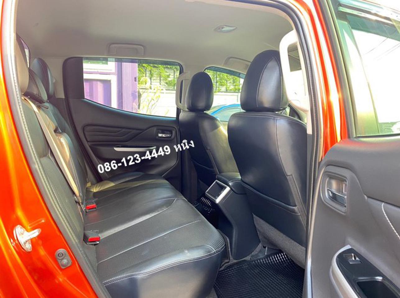 Mitsubishi Triton 4 Door 2.4 GT Plus ปี 2019 เกียร์AUTO รูปที่ 1
