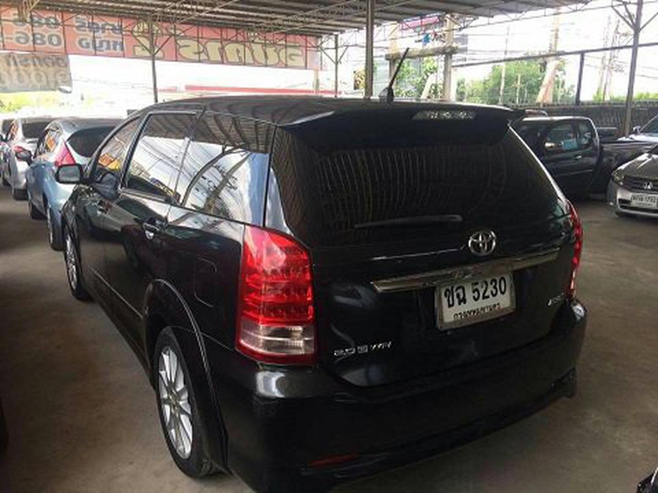 Toyota Wish ชฉ5230 รูปที่ 4
