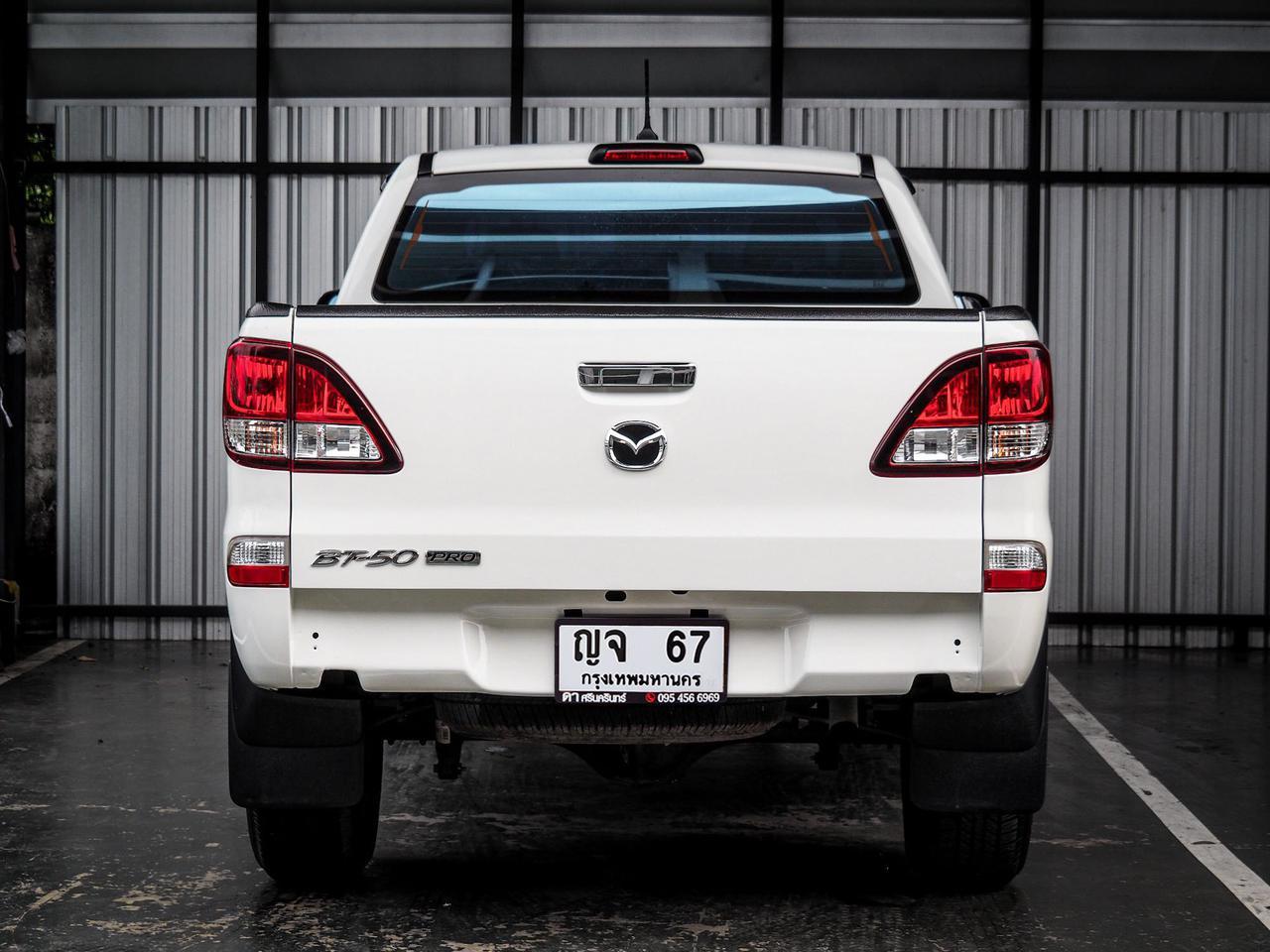 Mazda BT50 4 ประตู Hi Racer ( ยกสูง ) ปี 2020 รูปที่ 5