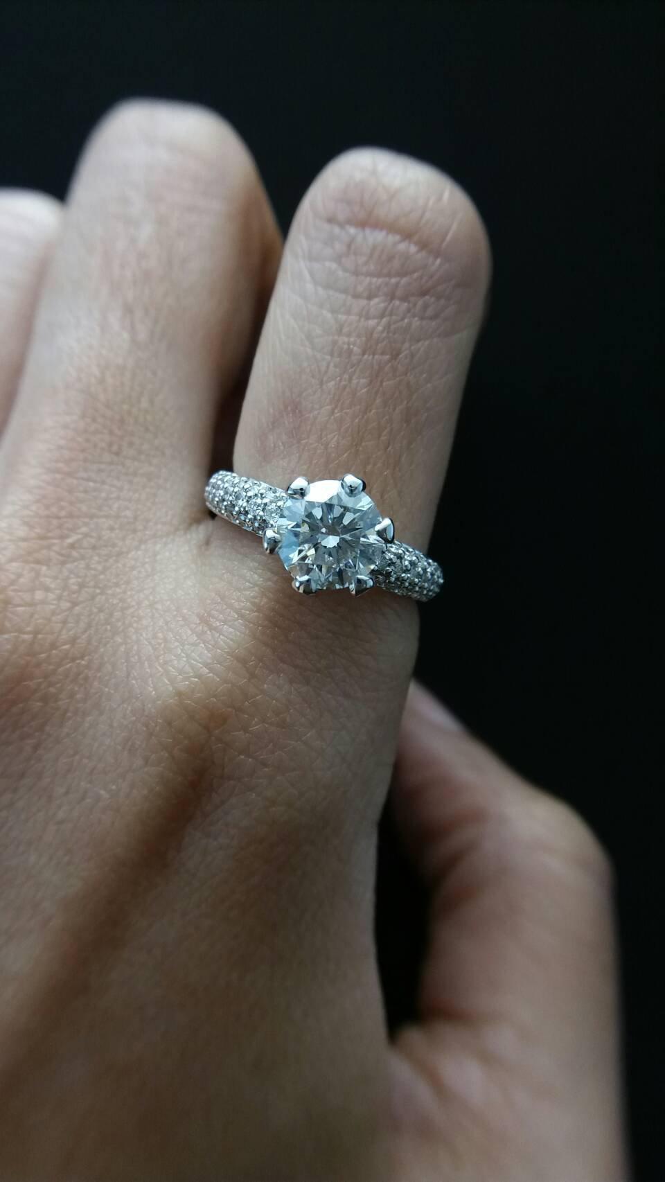 LINK SIAM แหวนเพชร แหวนคู่ แหวนหมั้น รูปที่ 1