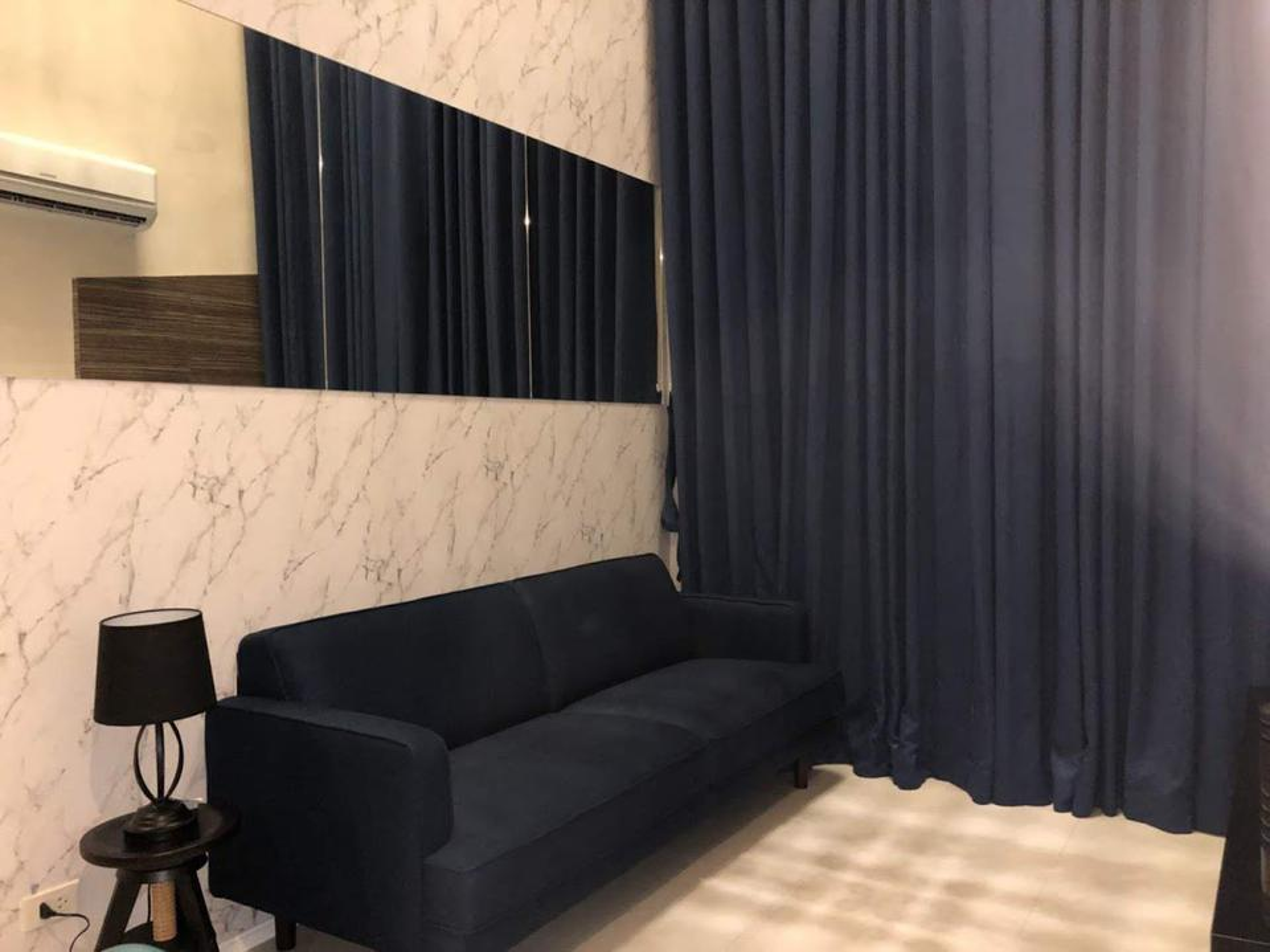 For rent  villa asoke (Duplex)  รูปที่ 1