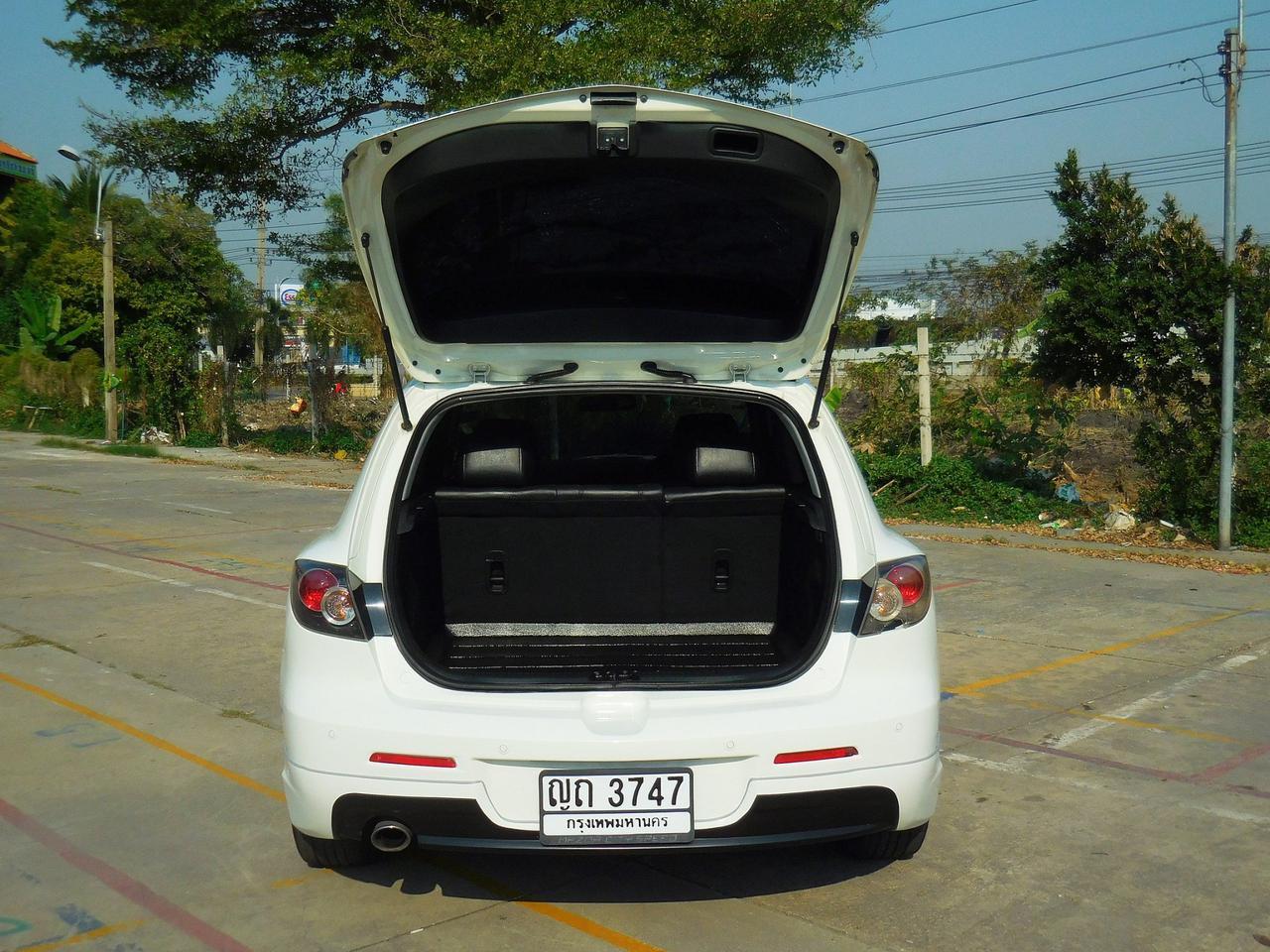 💥 ฟรีดาวน์ ออกรถ 0 บาท 💥 MAZDA 3 มาสด้า 3 5ประตู รุ่นท็อป รถบ้าน รถมือสอง ดาวน์น้อย รถสวย รถเก๋ง แต่ง พร้อมใช้ รูปที่ 5