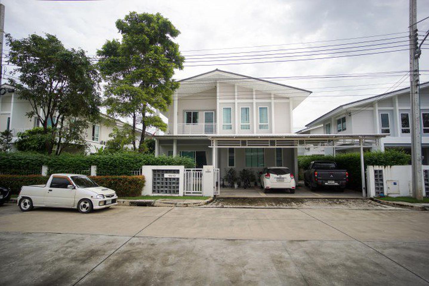 บ้านเดี่ยว 2ชั้น ฮาบิเทีย โมทีฟ ปัญญาอินทรา  รูปที่ 6