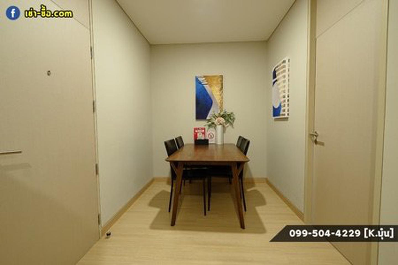 ให้เช่า คอนโด 2 ห้องนอน สะอาด สะดวก สบาย Lumpini Suite เพชรบุรี-มักกะสัน 43 ตรม. แถมยัง Built-In ทั้งห้องอีกนะ รูปที่ 3