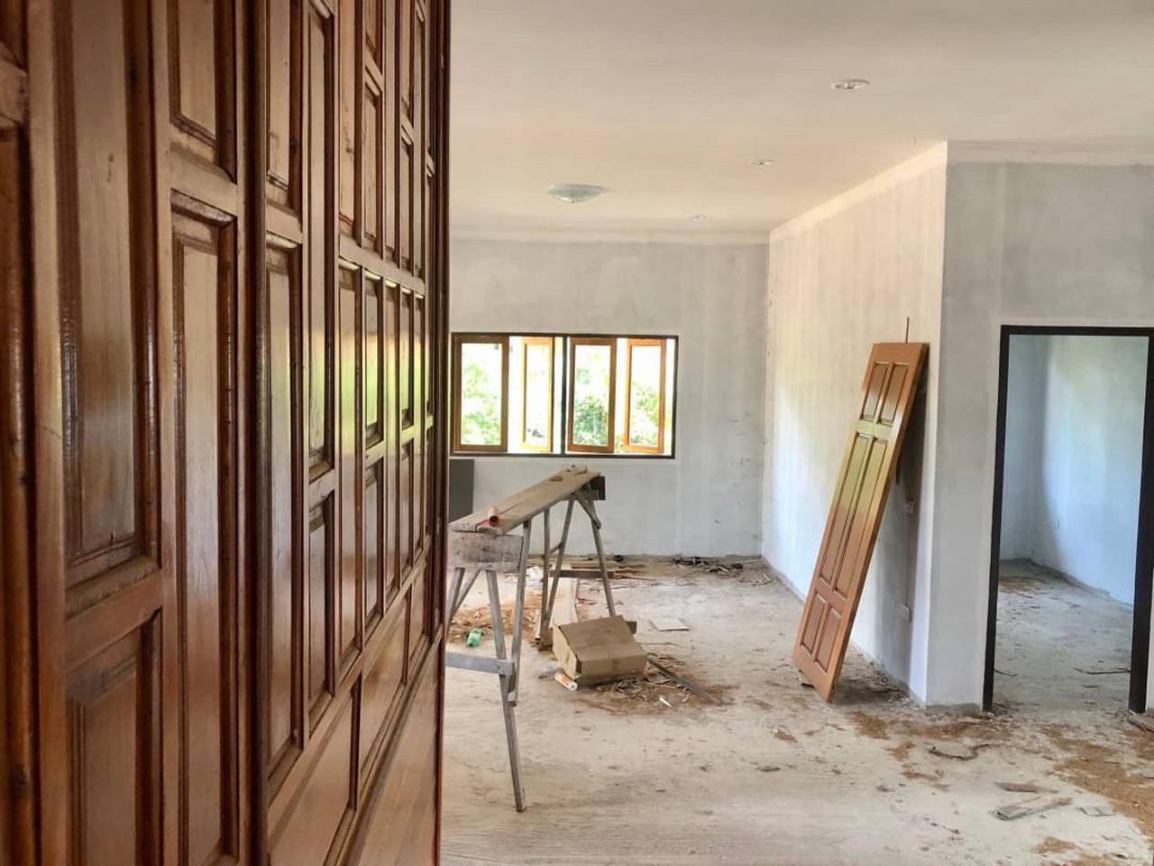 ขายบ้านเดี่ยว 2 ชั้นพัทยา  บ้านขายถูกใกล้เสร็จแล้ว ราคาขาย 3.9 ล้านบาท รูปที่ 2