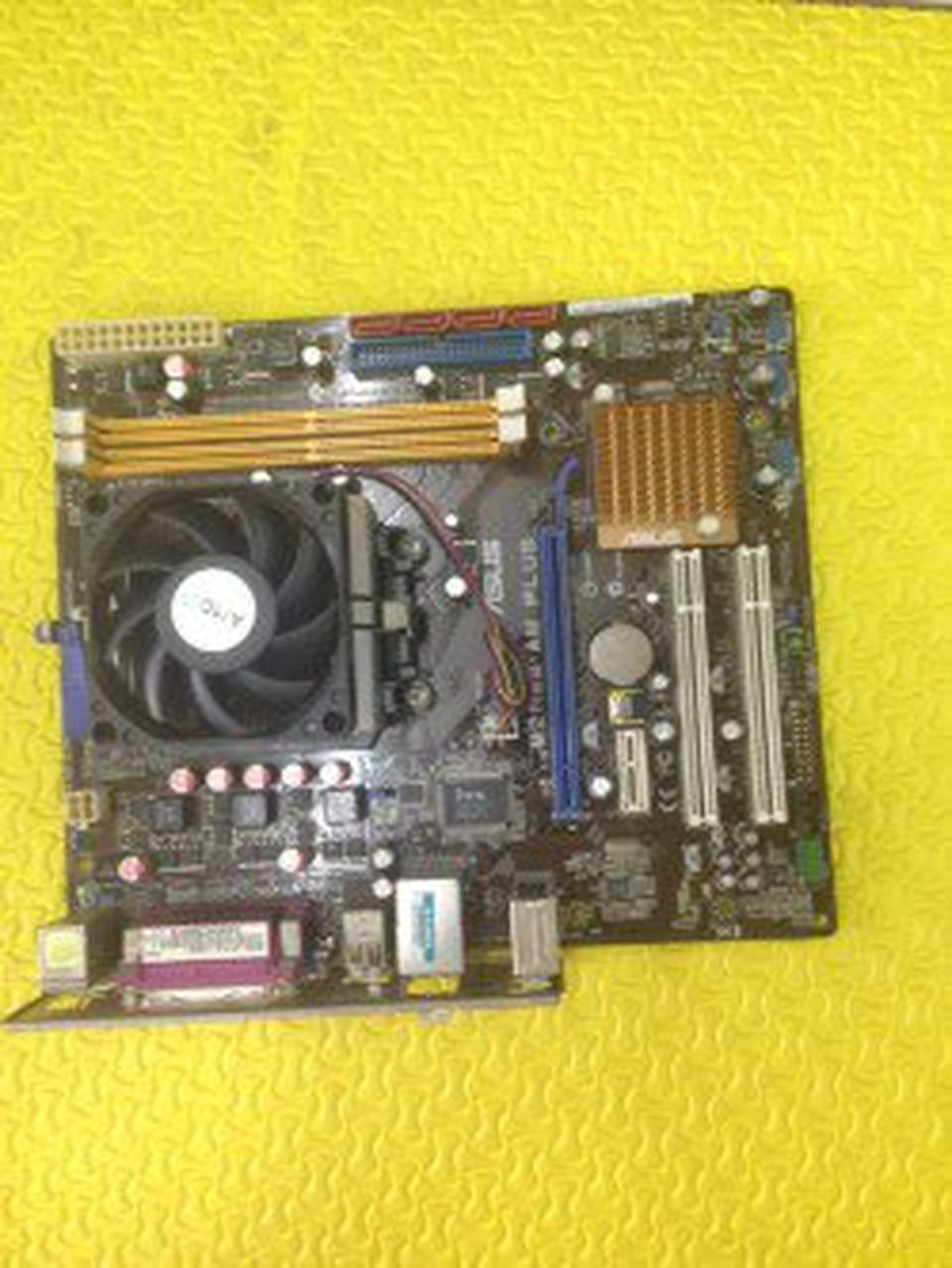 ขายเมนบอร์ด พร้อม CPU รูปที่ 4
