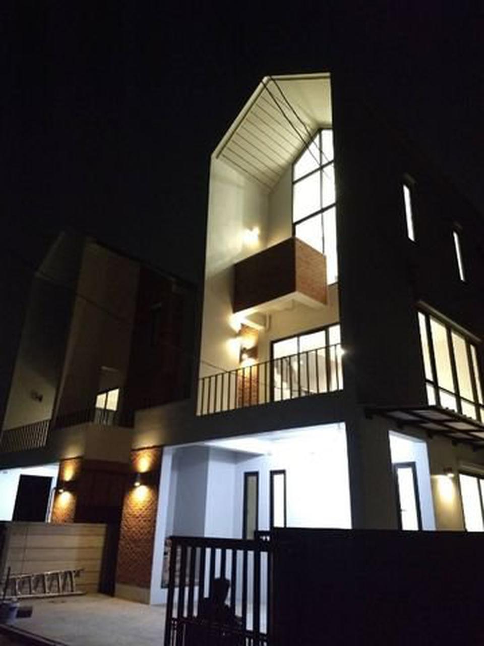 ขาย บ้านเดี่ยวUrban Green Living 3 ชั้น ย่านวัชรพล รูปที่ 5