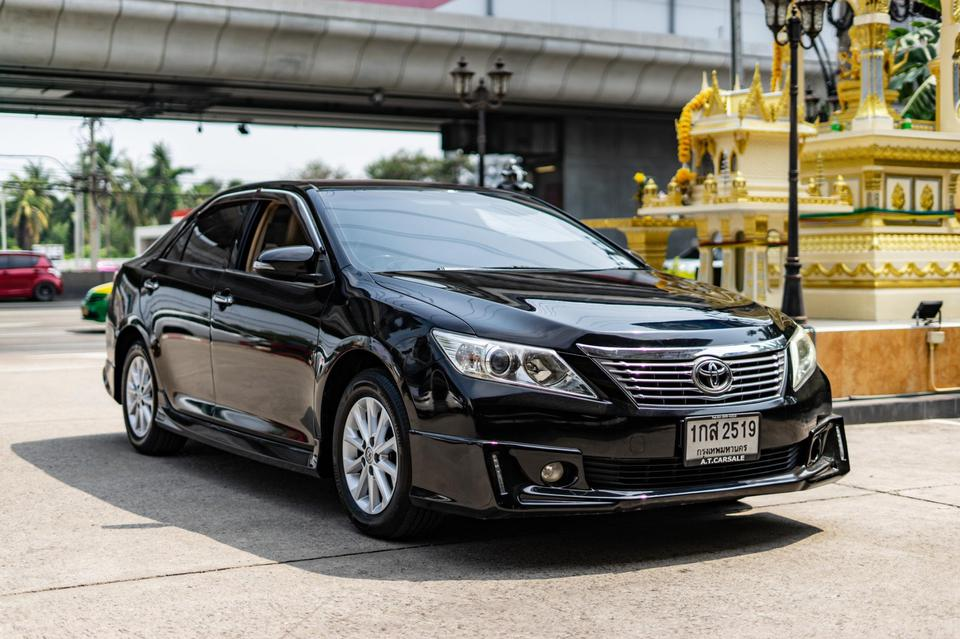2013 TOYOTA CAMRY 2.0 G EXTREMO รูปที่ 4