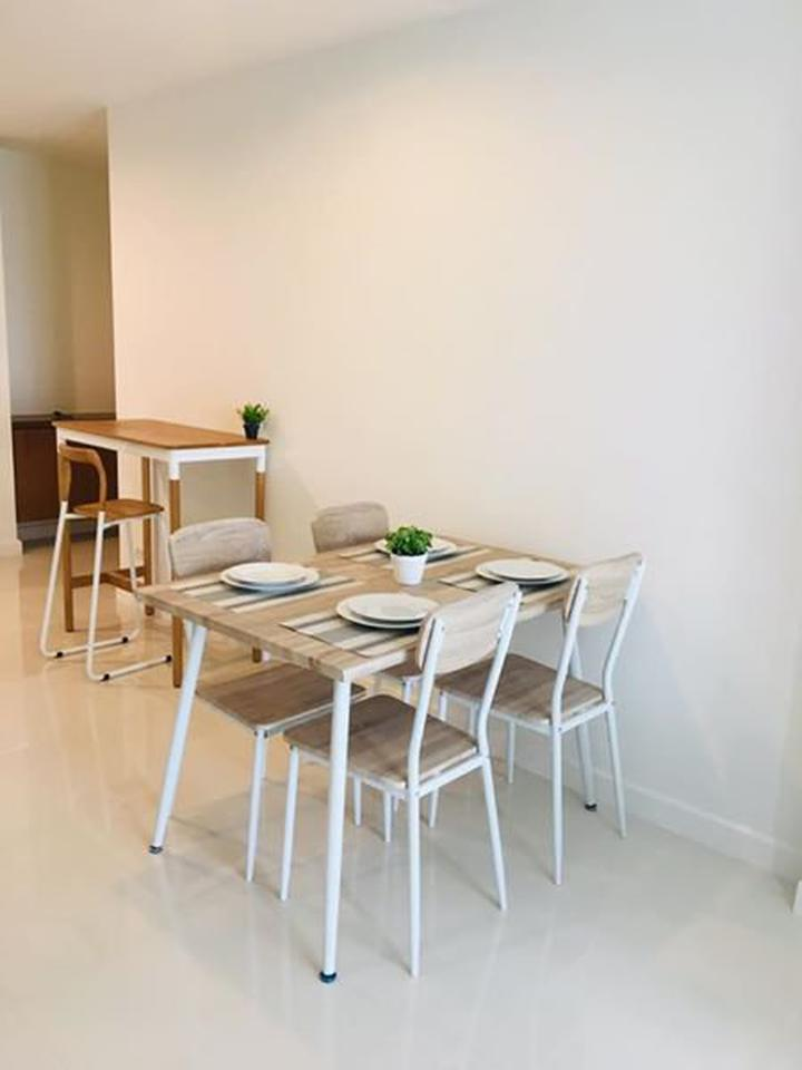 For rent  Voque sukhumvit 16 Newly renovated!   รูปที่ 4