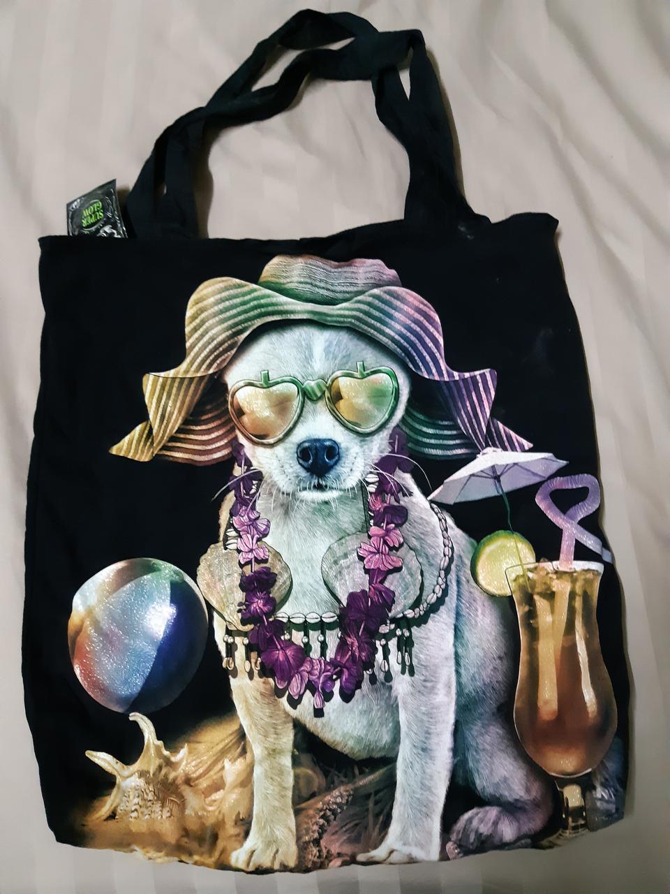 กระเป๋าผ้าอินดี้ รูปที่ 1